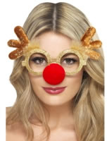 Reindeer Comedy Specs [41053]
