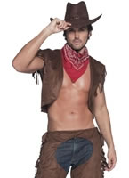 Ride Em High Cowboy Costume