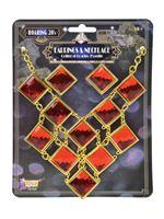 Roaring 20's Ruby Jewellery Set [X78764]