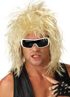 Rocking Dude Blonde Wig