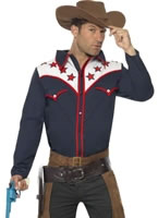 Adult Rodeo Cowboy Costume [22664]