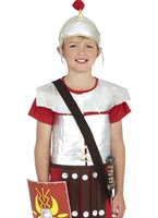 Child Roman Soldier Childrens Costume