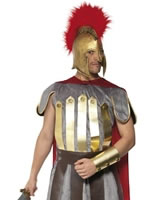 Roman Warrior Deluxe Costume