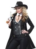 Adult Round'em Up Cowgirl Costume [01184]