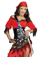 Rum Punch Pirate Costume