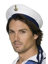Sailor Hat with Anchor