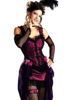 Adult Saloon Girl Costume [888443]