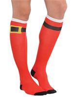 Santa Belt Socks [392474-55]