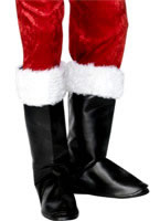 Santa Boot Covers [28933]