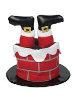 Santa Chimney Hat [395060]
