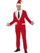 Adult Santa Cool Costume [33562]