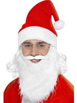 Adult Santa Dress Up Kit