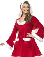 Adult Santa in the City Costume [33741]