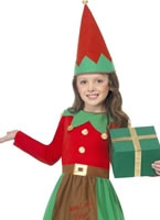 Child Santa's Little Helper Elf Costume
