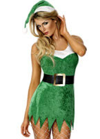 Adult Santas Sexy Little Helper [30478]