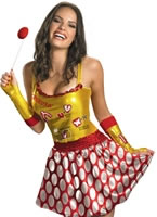 Adult Sassy Operation Costume