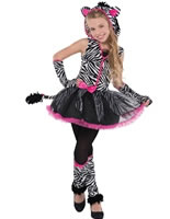 Sassy Stripes Teen Costume [997027]