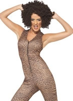 Scary Spice Girl Costume