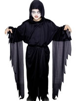 Child Screamer Horror Robe Costume