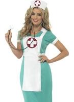 Adult Scrub Nurse Costume [25870]
