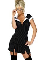 Adult Secretary Costume [30737]