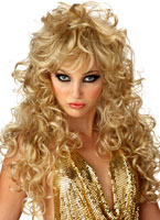 Adult Blonde Seduction Wig