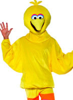 Adult Sesame Street Big Bird Costume [32994]