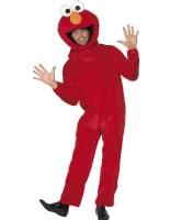 Adult Sesame Street Elmo Costume [32995]