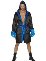 Adult Fever Sexy Boxer Costume