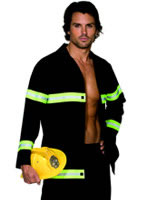 Adult Sexy Fireman Costume