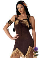 Adult Sexy Indian Princess Costume [00940]