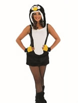 Adult Sexy Penguin Costume