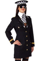 Sexy Police Officer Costume