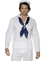 Sexy Sailor Man Costume [32033]