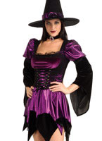 Sexy Witch Costume [888525]