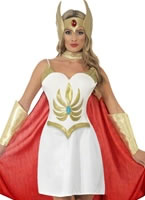 She-Ra Deluxe Dress Costume