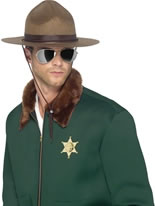 Sheriff Hat Brown