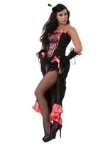Sherry Trifle Burlesque Costume