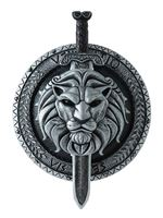Shield of Thrones Shield and Sword