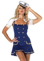 Adult Ship Shape Captain Sailor Costume [83763]