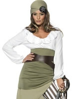 Adult Shipmate Sweetie Costume [33353]