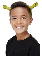 Shrek Ears On Headband [52360]