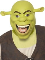 Shrek Latex Mask [37188]