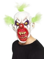 Adult Sinister Clown Mask
