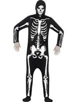Adult Skeleton Onesie Costume 910b63f558