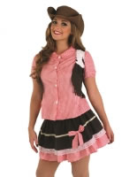 Ladies Cute Cowgirl Costume [FS3693]