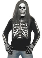 Skeleton Long Sleeved Shirt