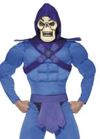Skeletor from He-Man Costume