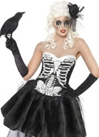 Adult Skelly Von Trap Costume [21355]