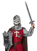 Skull Knight Childrens Costume [00404]